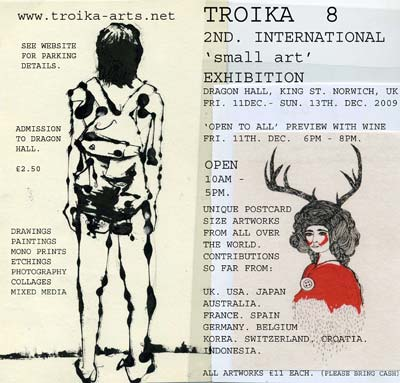 troika art postcards norwich