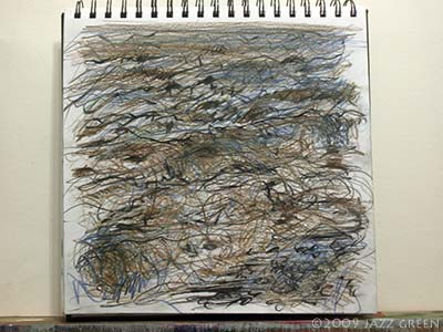 sea sketches at the suffolk coast