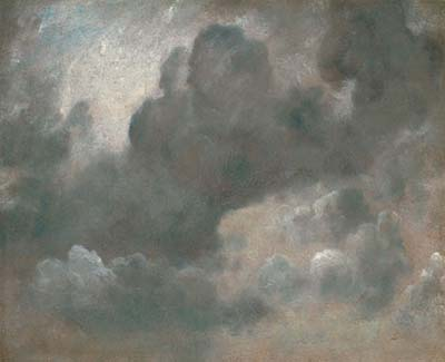 john constable - cloud study - tate collection