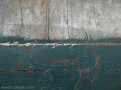 found paintings - fine art photograph - abstract painting