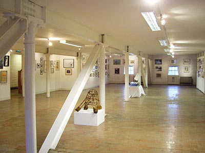 cut arts gallery halesworth suffolk art exhibition