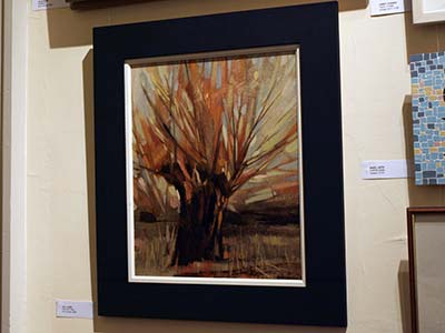 harleston gallery - christmas art show 2010 - affordable art by east anglian artists