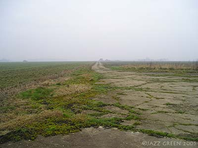 abandoned - airfield