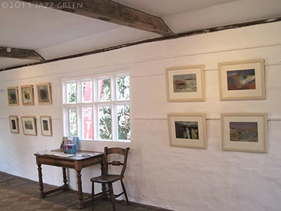 halesworth gallery, suffolk - six abstract painters art exhibition