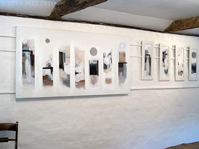 halesworth gallery - six abstract painters - art exhibition