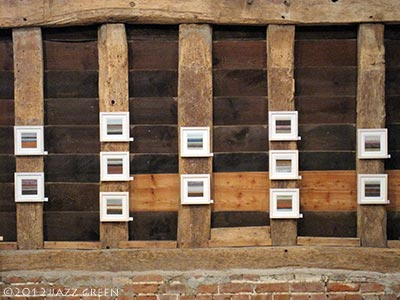 small paintings - art exhibition - blackthorpe barn suffolk
