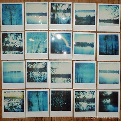 sx-70 polaroid photographs