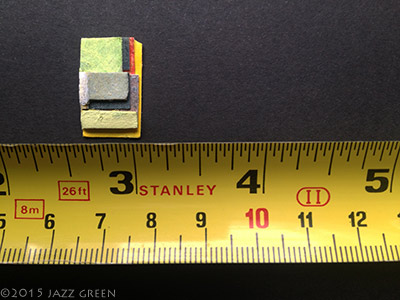 tiny-painting-collage-and-stanley-steel-tape-measure
