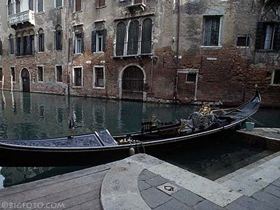 venice - gondola