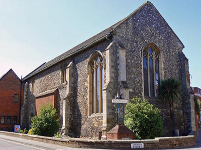 wymondham arts centre - beckets chapel